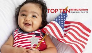 Hồ sơ xin quốc tịch Mỹ cho con sinh tại Việt Nam