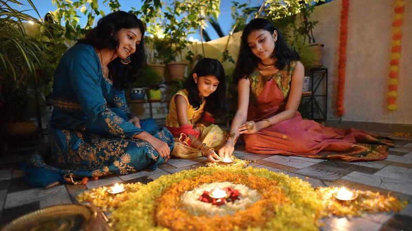 lễ Diwali